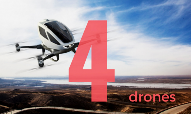 Les usages utiles des drones