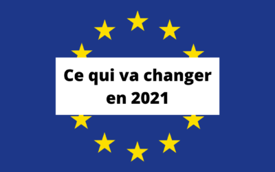Ce qui va changer en 2021